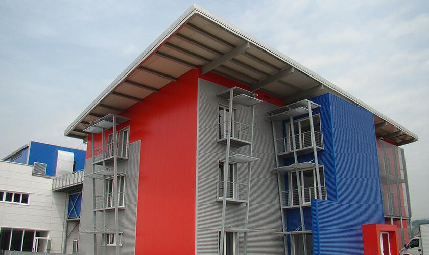 Nuovo complesso commerciale in Mapello (Bg)