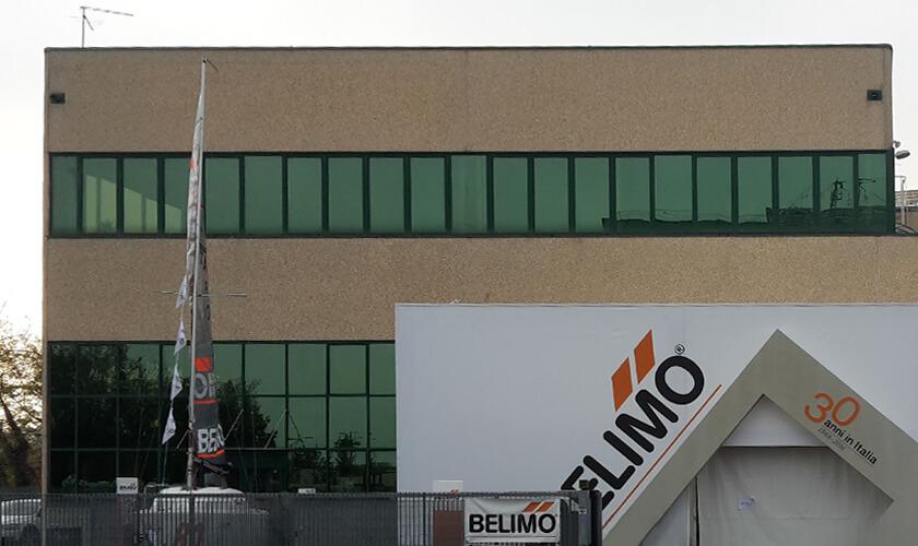 Nuova sede commerciale in Grassobbio (Bg)