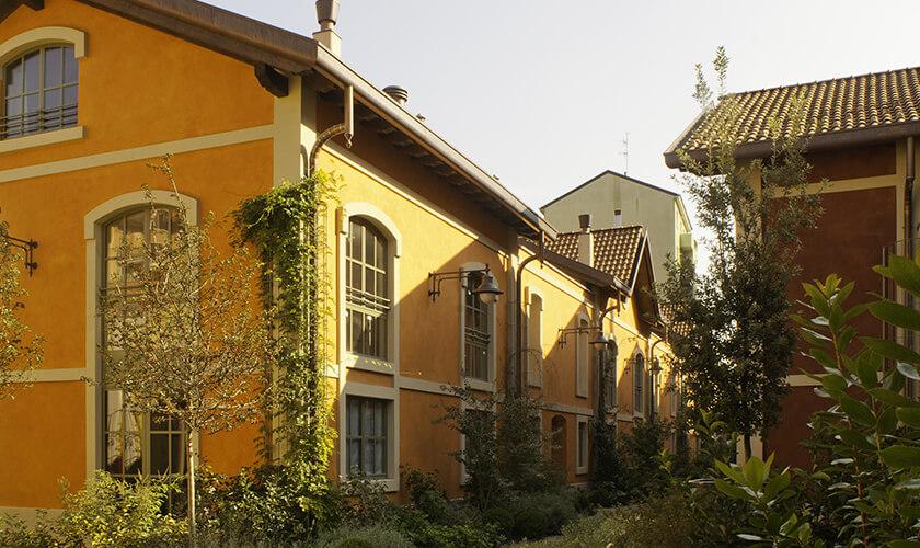 Complesso residenziale in zona Navigli Milano